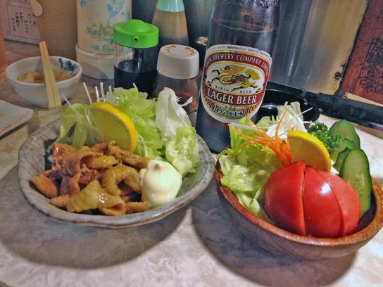 130921伊勢元生野菜&鶏皮.jpg