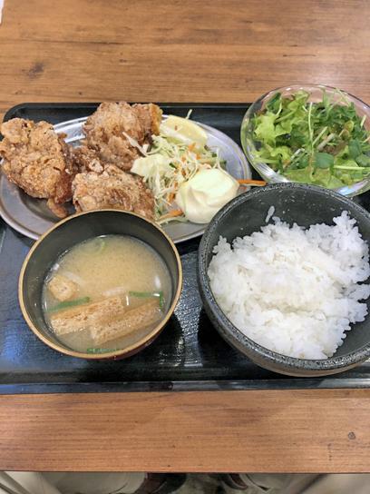 191226鶏◯酒場唐揚げ定食1.jpg