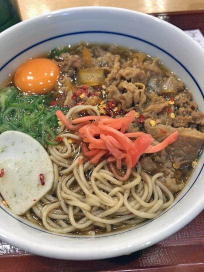 200129なか卯豊洲朝肉そば玉3.jpg