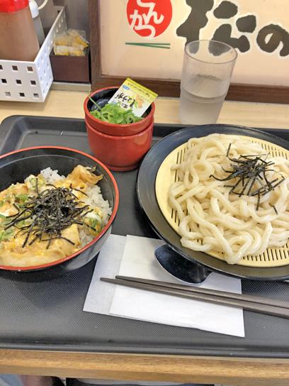 200805松のや錦糸町ざるうどんミニ玉丼1.jpg