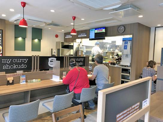 200906マイカリー食堂水天宮店内&厨房.jpg