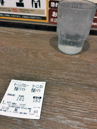 201023マイカリー食堂上野半券.jpg
