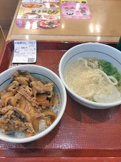 201026なか卯豊洲牛丼ミニはいから小1.jpg
