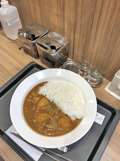 210116マイカリー豊洲肉じゃがカレー1.jpg