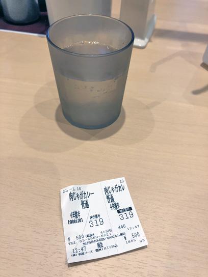 210116マイカリー豊洲肉じゃがカレ半券.jpg