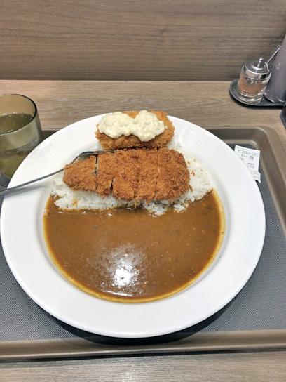 210226マイカリー上野カツクリコロカレー1.jpg