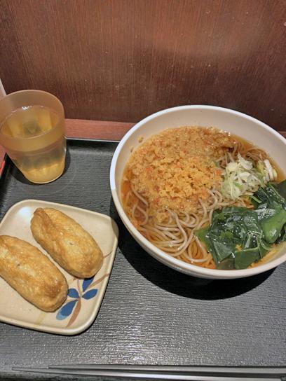 210416越後そば東京駅たぬき柚子稲荷1.jpg