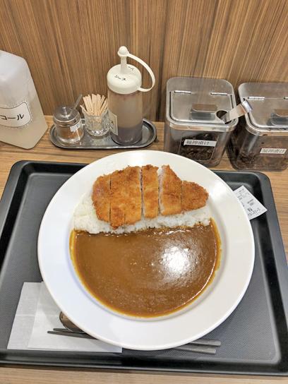 210521マイカリー食堂豊洲ロースカツカレー1.jpg