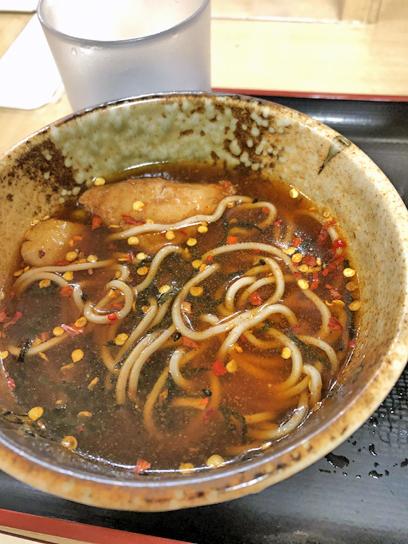 210711えきめんや品川豚角煮つけ麺3.jpg